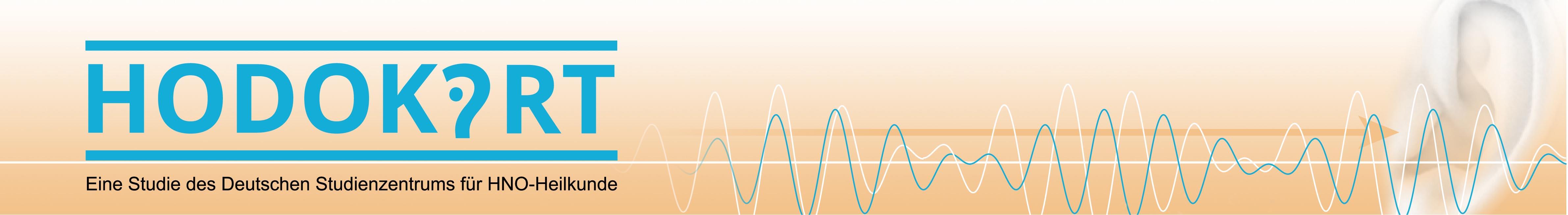 Die Hörsturzstudie (HODOKORT-Studie)